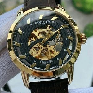 1 LEFT IN STOCK(FIRM PRICE)Invicta Automatic WATCH